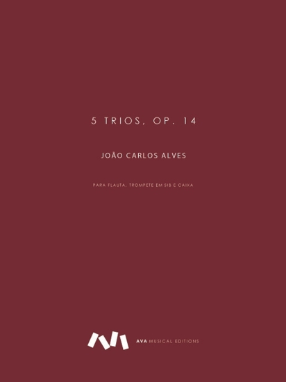 Picture of 5 Trios, op. 14