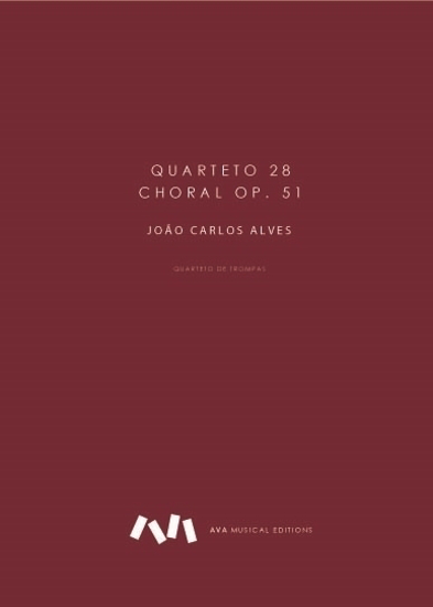 Picture of Quarteto 28, op. 51