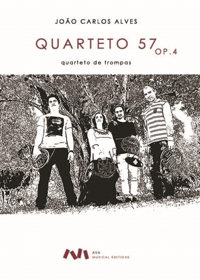 Picture of Quarteto 57, op. 4