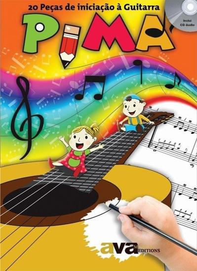 Imagem de 20 Peças Iniciação à Guitarra