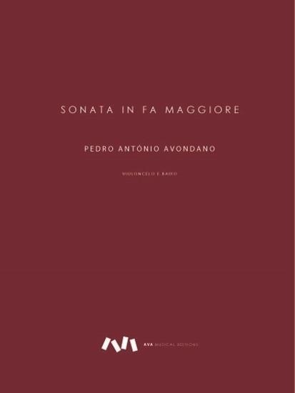 Imagem de Sonata in Fa maggiore