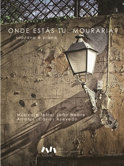 Picture of Onde estás tu, Mouraria?