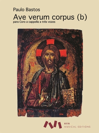 Picture of Ave verum corpus (b)