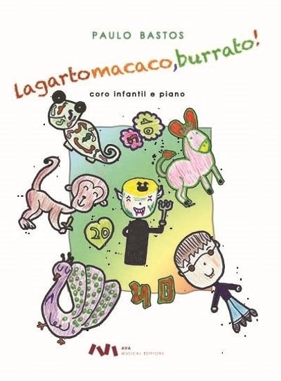 Picture of Lagarto macaco, burrato!