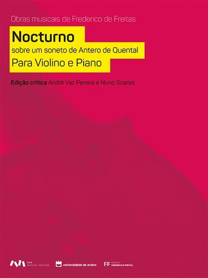 Imagem de Nocturno para violino e piano