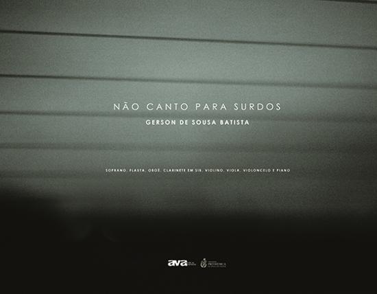 Imagem de Não canto para surdos