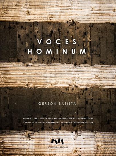 Picture of Voces Hominum