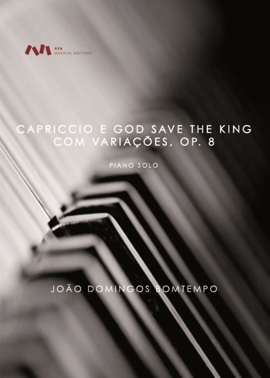 Picture of Capriccio e God save the King com Variações, Op. 8