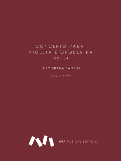 Picture of Concerto para Violeta e Orquestra Op. 34 - Redução de piano