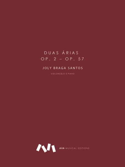 Imagem de Duas Árias, op. 2 – op. 57