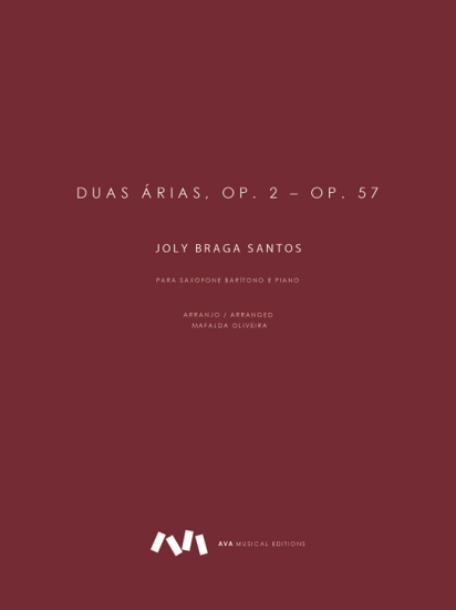 Picture of Duas Árias, op. 2 – op. 57