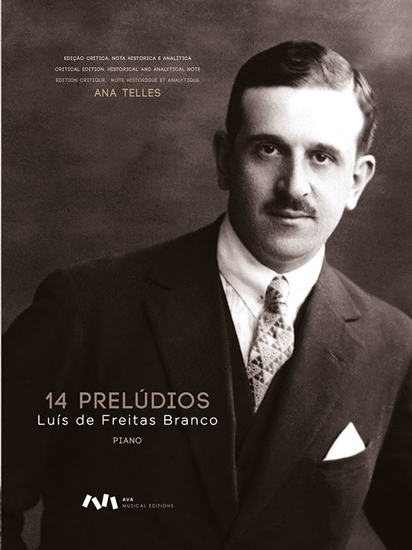 Imagem de 14 Prelúdios