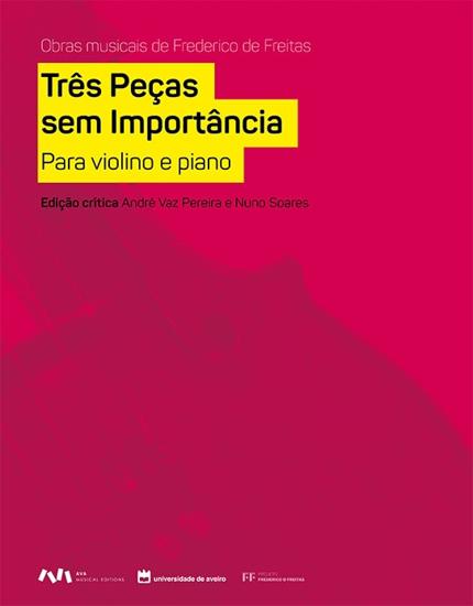 Picture of Três peças sem Importância