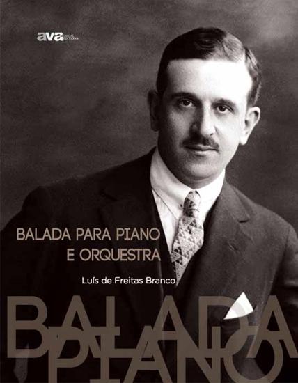 Imagem de Balada para piano e orquestra