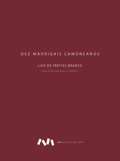 Picture of Dez Madrigais Camoneanos