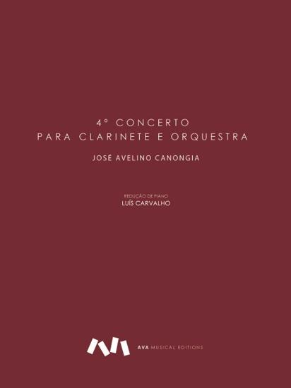Imagem de 4º Concerto para Clarinete e Orquestra
