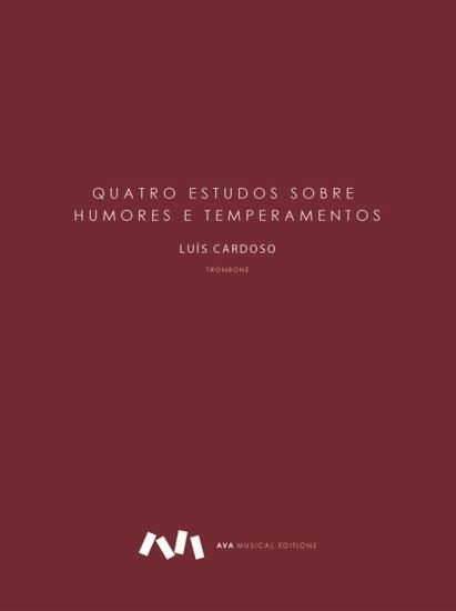 Picture of Quatro estudos sobre humores e temperamentos