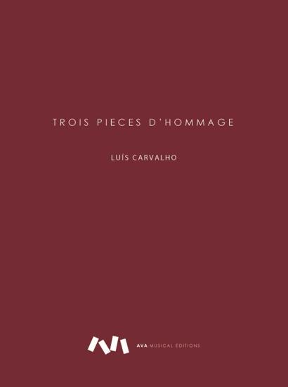 Imagem de TROIS PIECES D'HOMMAGE