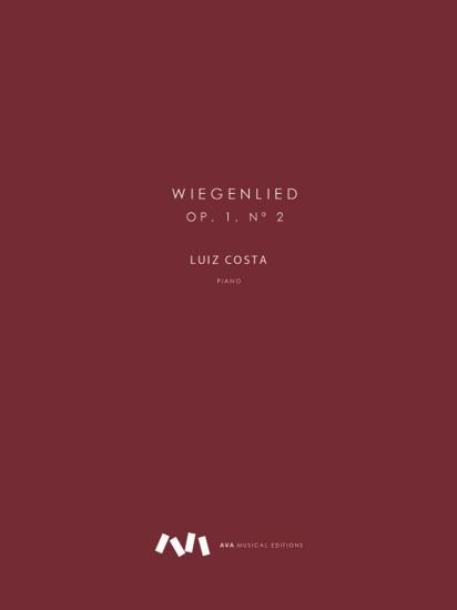 Picture of Wiegenlied, Op. 1, Nº 2