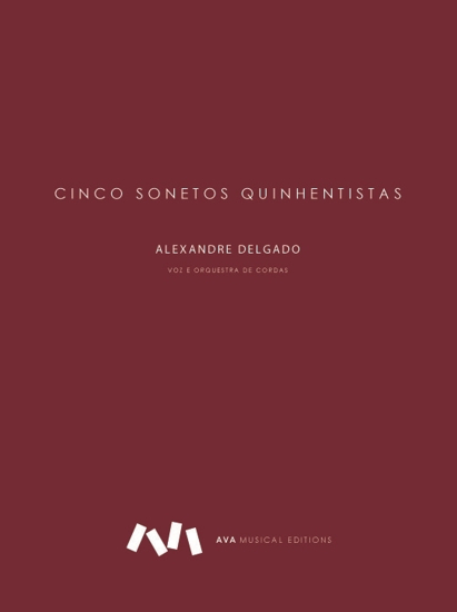 Picture of Cinco Sonetos Quinhentistas