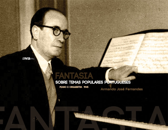 Imagem de Fantasia sobre temas populares portugueses