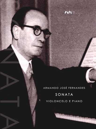 Picture of Sonata para Violoncelo e Piano