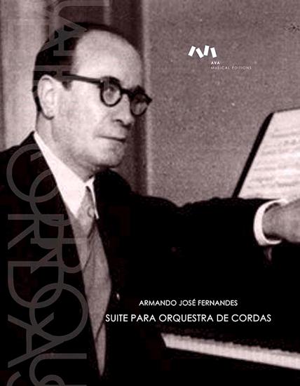 Imagem de Suite para Orquestra de Cordas