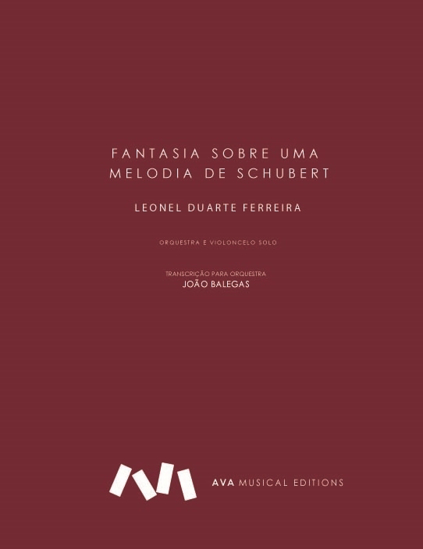 Picture of Fantasia sobre uma melodia de Schubert