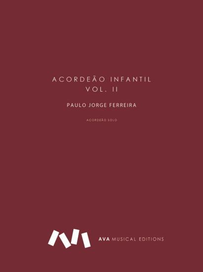 Picture of Acordeão Infantil - Vol. II