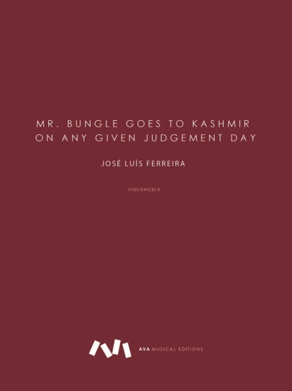 Imagem de Mr. Bungle goes to Kashmir on any given Judgement day