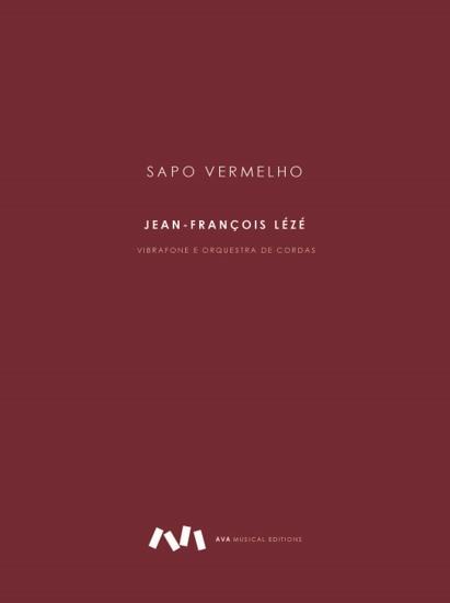 Imagem de SAPO VERMELHO