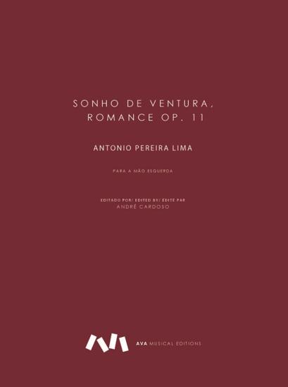 Imagem de Sonho de Ventura, Romance op. 11