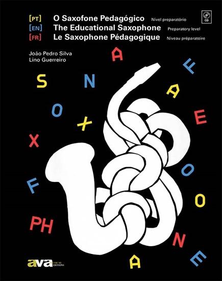 Picture of O Saxofone Pedagógico