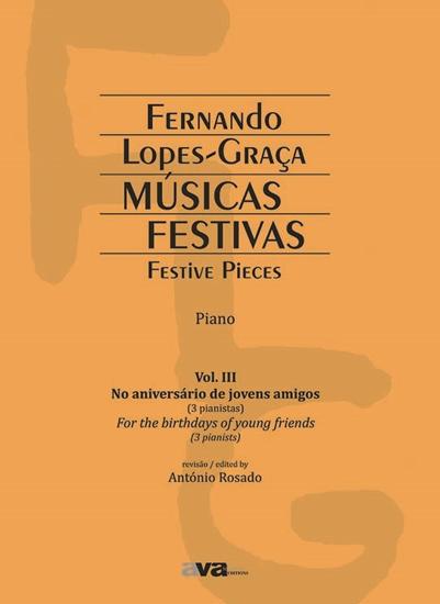 Picture of Músicas Festivas LG 23 Vol. III