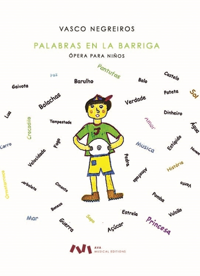 Picture of Palabras en la barriga