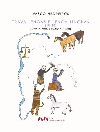 Picture of Trava lengas e lenga línguas (Suite)