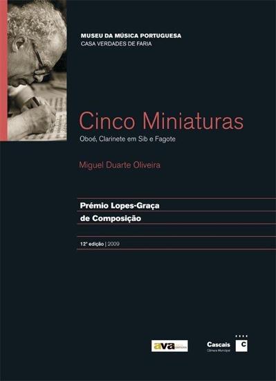 Imagem de Cinco Miniaturas