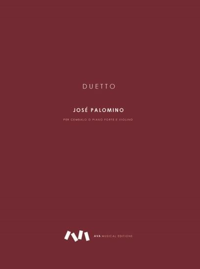 Imagem de Duetto per Cembalo o Piano Forte e Violino