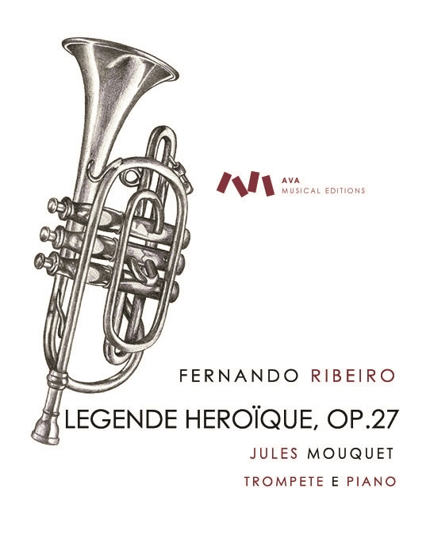 Picture of Legende Heroïque op. 27 - Jules Mouquet
