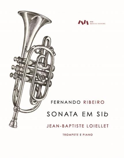 Picture of Sonate en Sib - Jean-Baptiste Loeillet