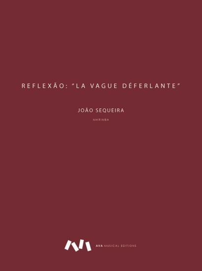 """Imagem de Reflexão: """"La Vague Déferlante"""""""