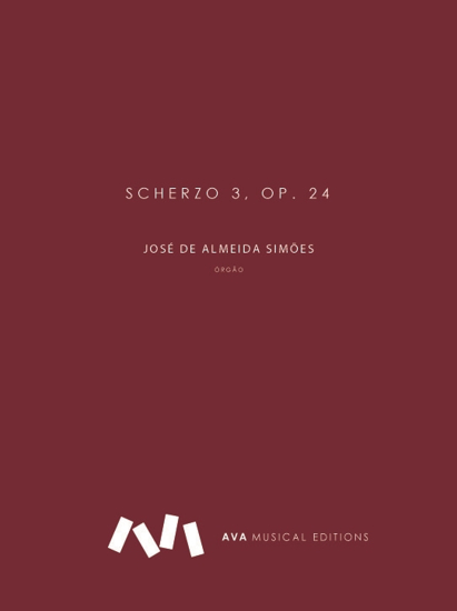Picture of Scherzo 3, Op. 24