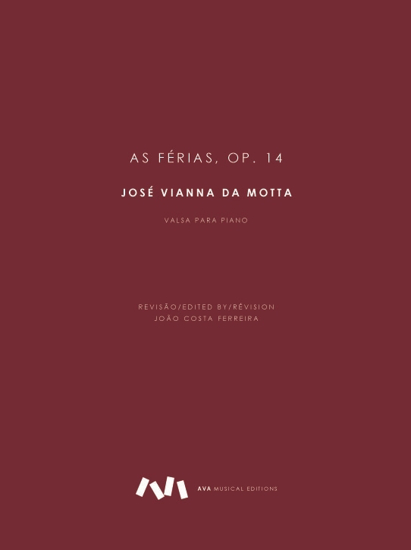 Imagem de As Férias,  op.14
