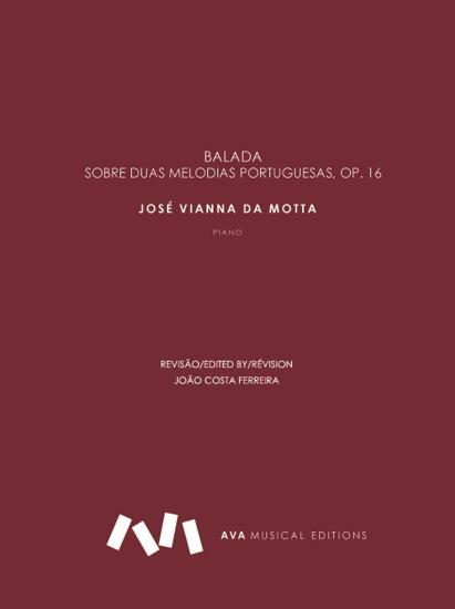 Picture of Balada sobre duas melodias portuguesas, op. 16