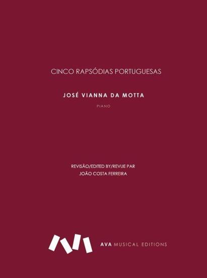 Imagem de Cinco Rapsódias Portuguesas