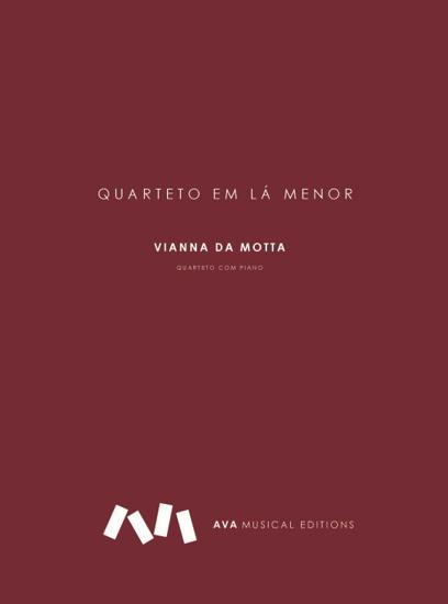 Picture of Quarteto em lá menor