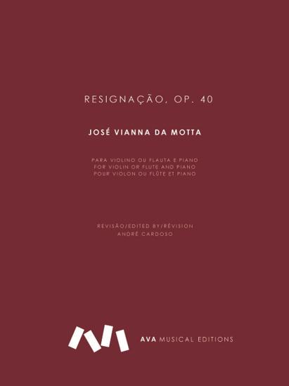 Imagem de Resignação, op. 40