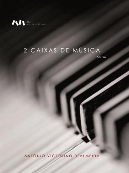 Imagem de 2 Caixas de Música op.6