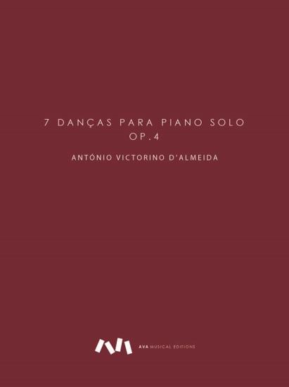 Picture of 7 Danças para Piano solo op.4