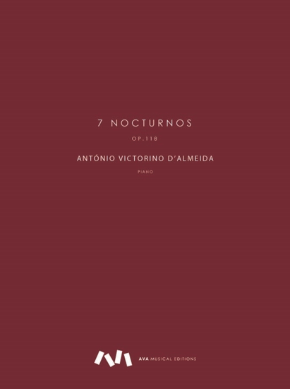 Picture of 7 Nocturnos op.118
